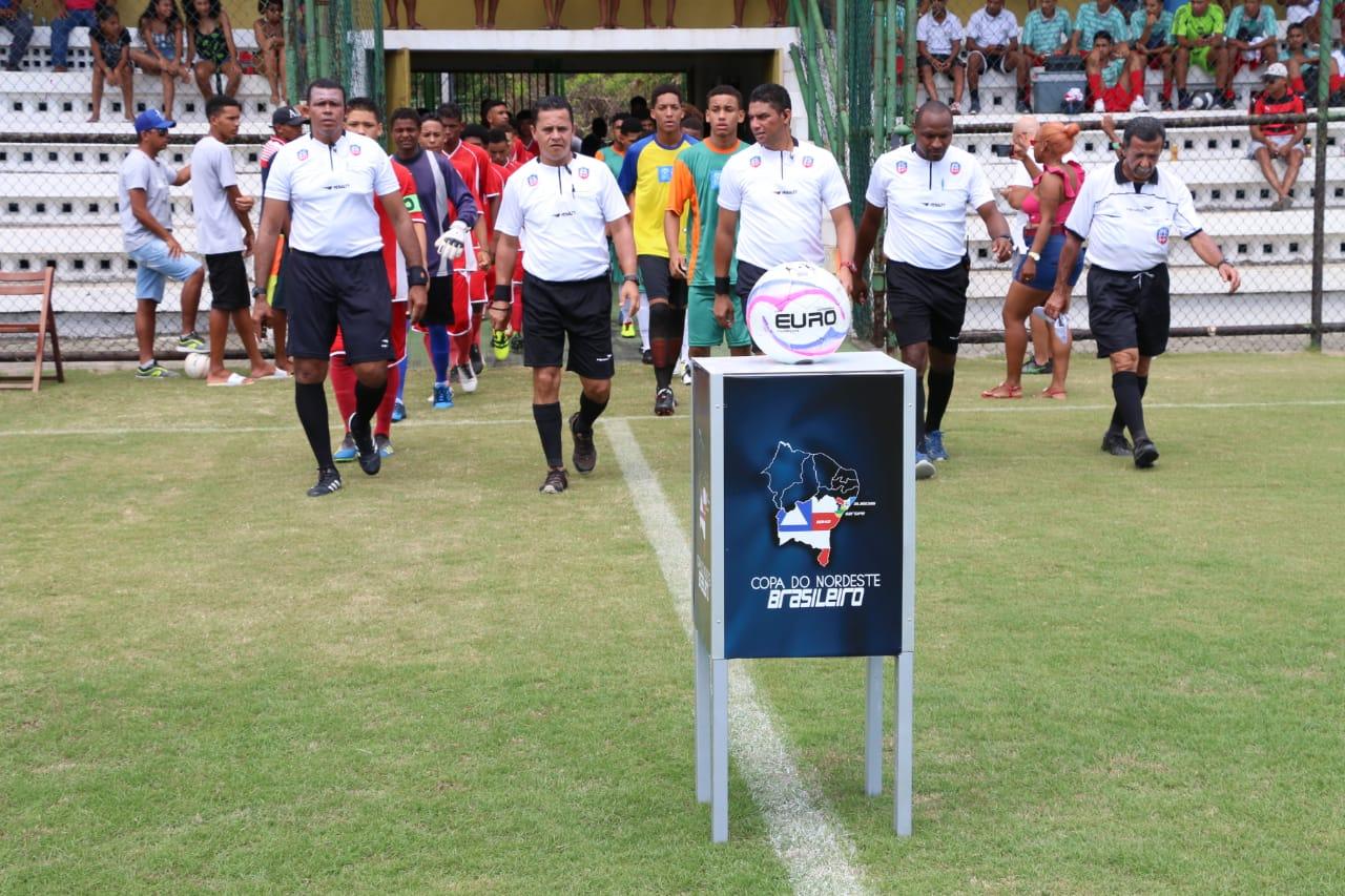 Copa do Nordeste sub17