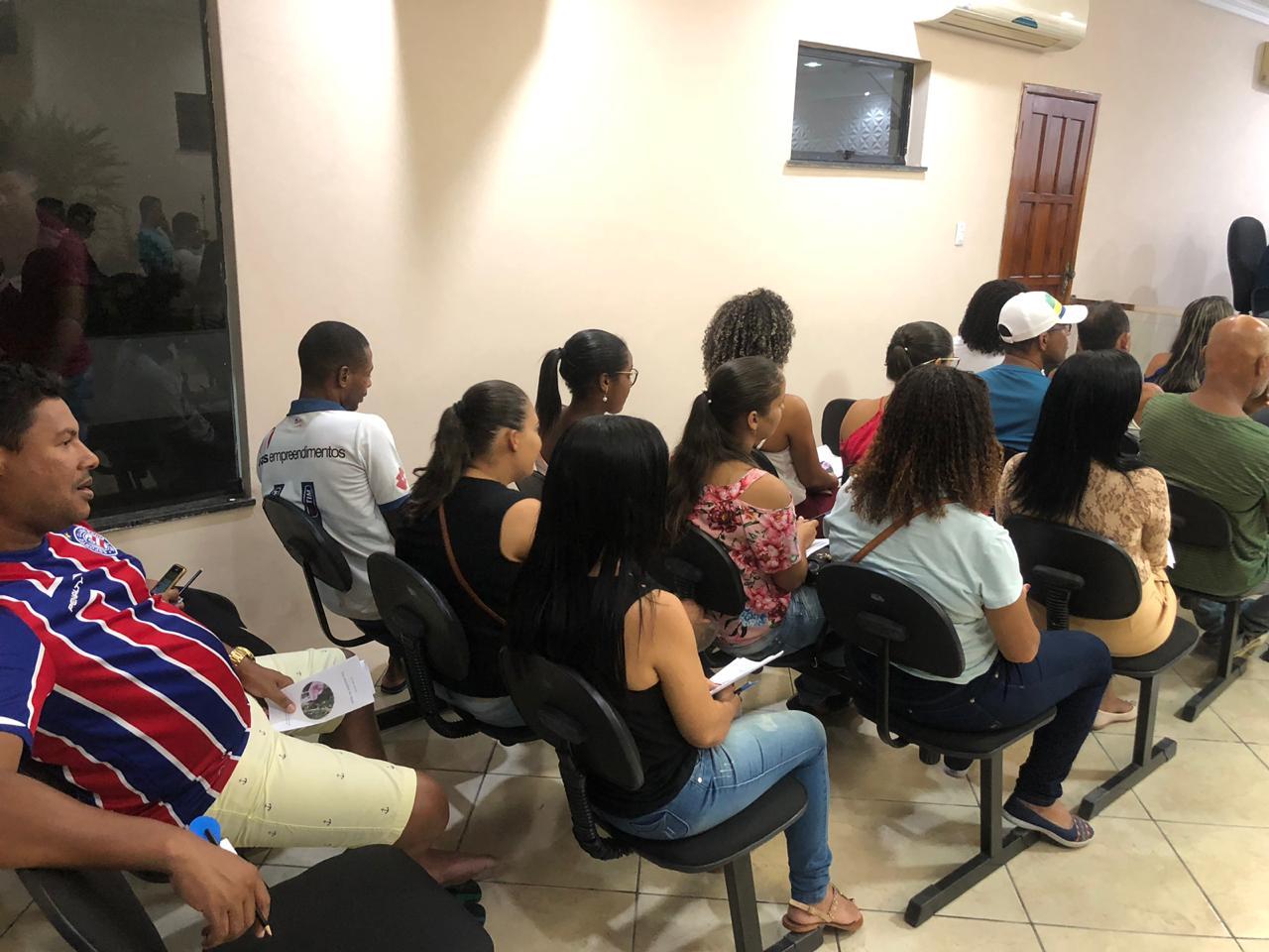Dia Mundia da Água em São Felipe