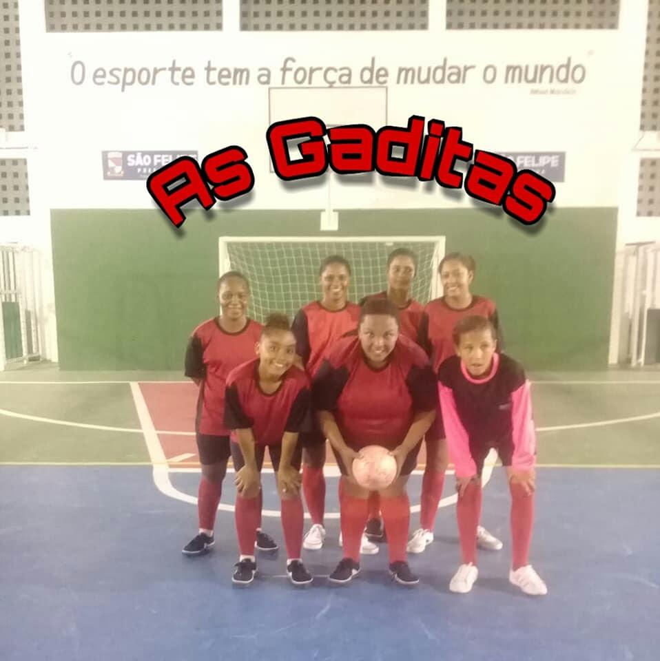 As gaditas feminino futsal