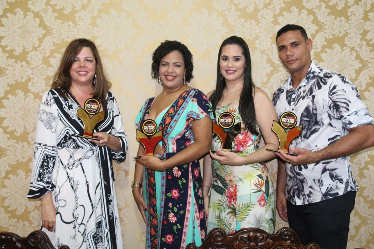 Andaia Moda da Cidade ganha 04 Premios
