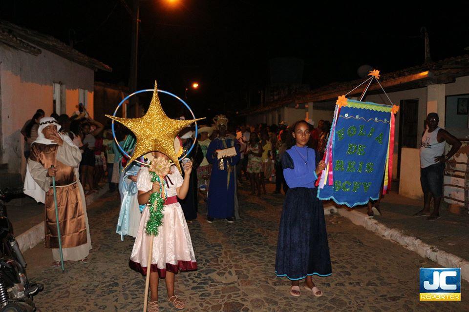 Folia de Reis em Vila Caraipe (2)