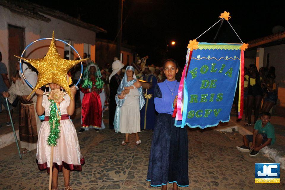 Folia de Reis em Vila Caraipe