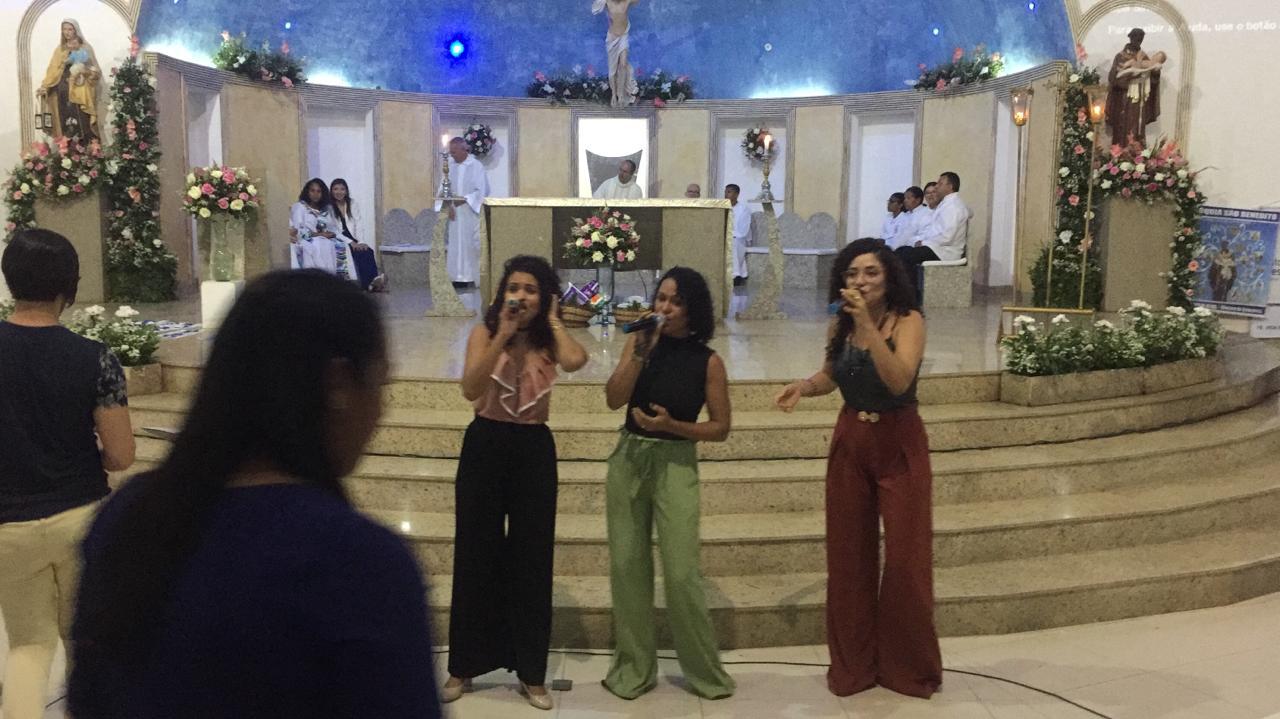 Festa de São Benedito - Paroquia São Benedito SAJ